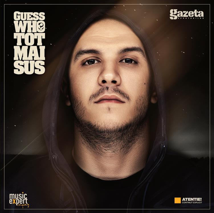 Guess Who - Tot mai sus CD Original 2011
