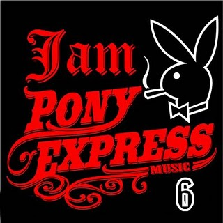 Jam Pony Express Mixtapes - Vol 6