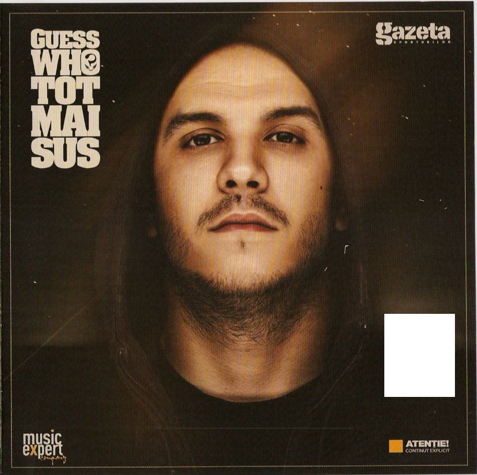 Guess Who - Tot mai sus CD Original 2011 Flac