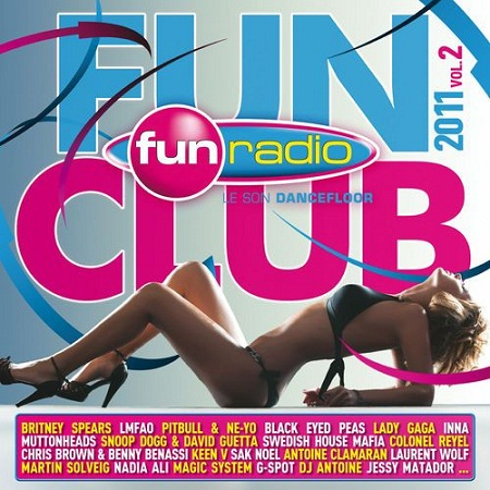 Fun Radio - Fun club 2011 vol 2 [2011]