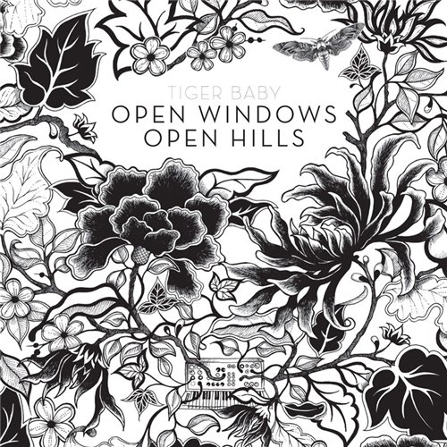 Tiger Baby - Open Windows Open Hills (2011)