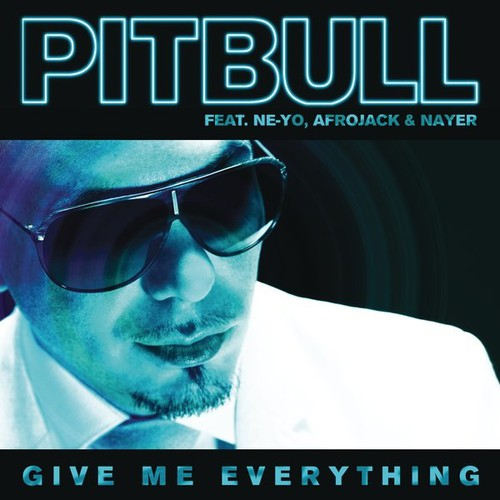 Pitbull - Give Me Everything (Promo CDM)