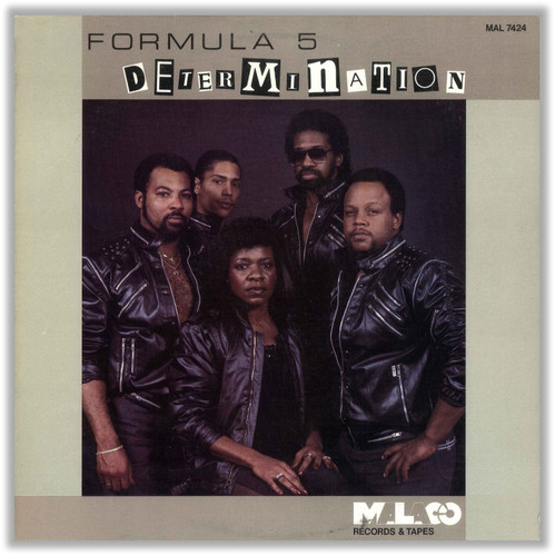 Formula V - Determination (Vinyl, LP, Album) 1985