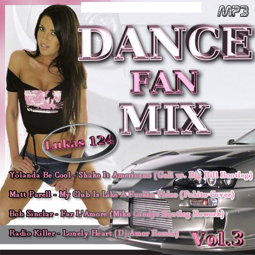 Dance Fan Mix Vol 3