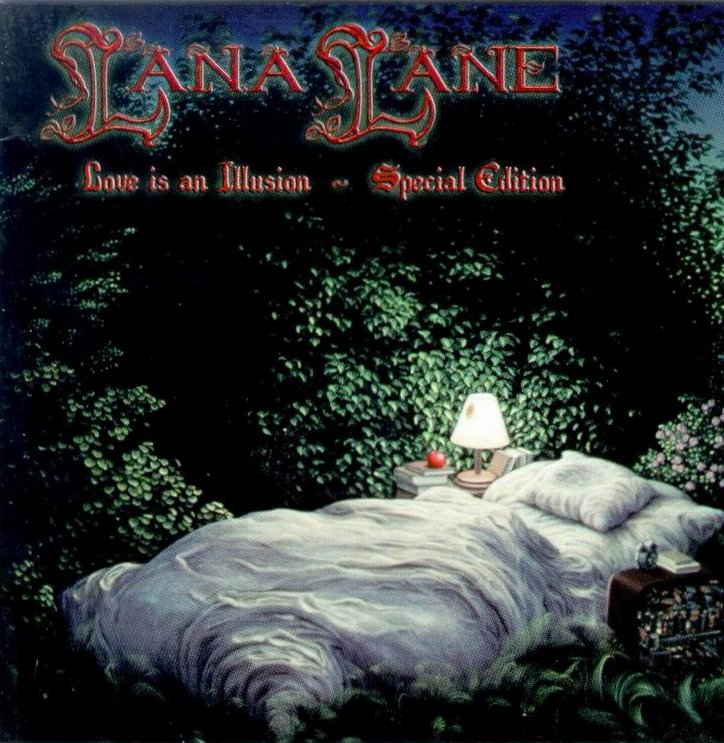 LANA LANE - Love is an Illusion (1995)