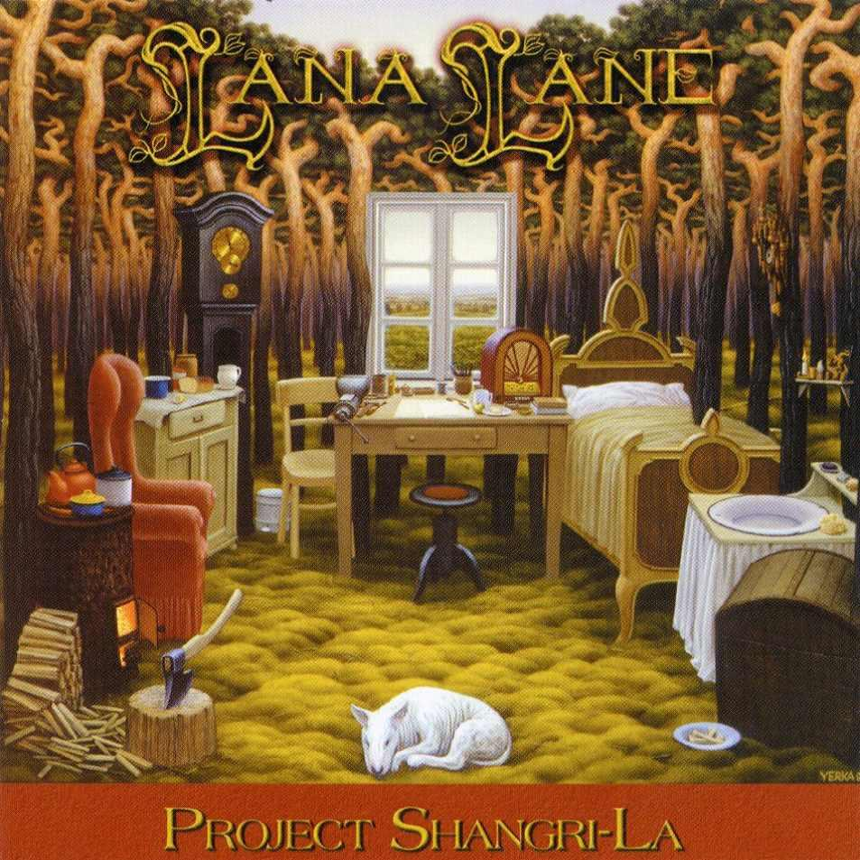 Lana Lane - 2002 - Project Shangri-La