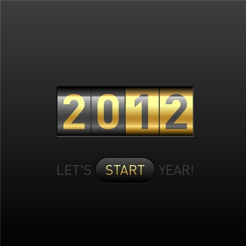 VA - 2012 Let's Start Year! (2012)