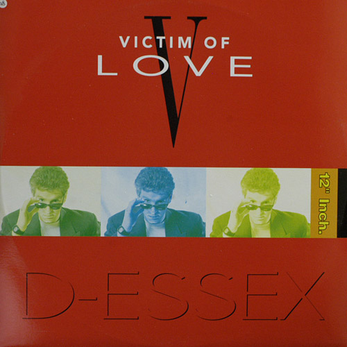 D-Essex - Victum Of Love
