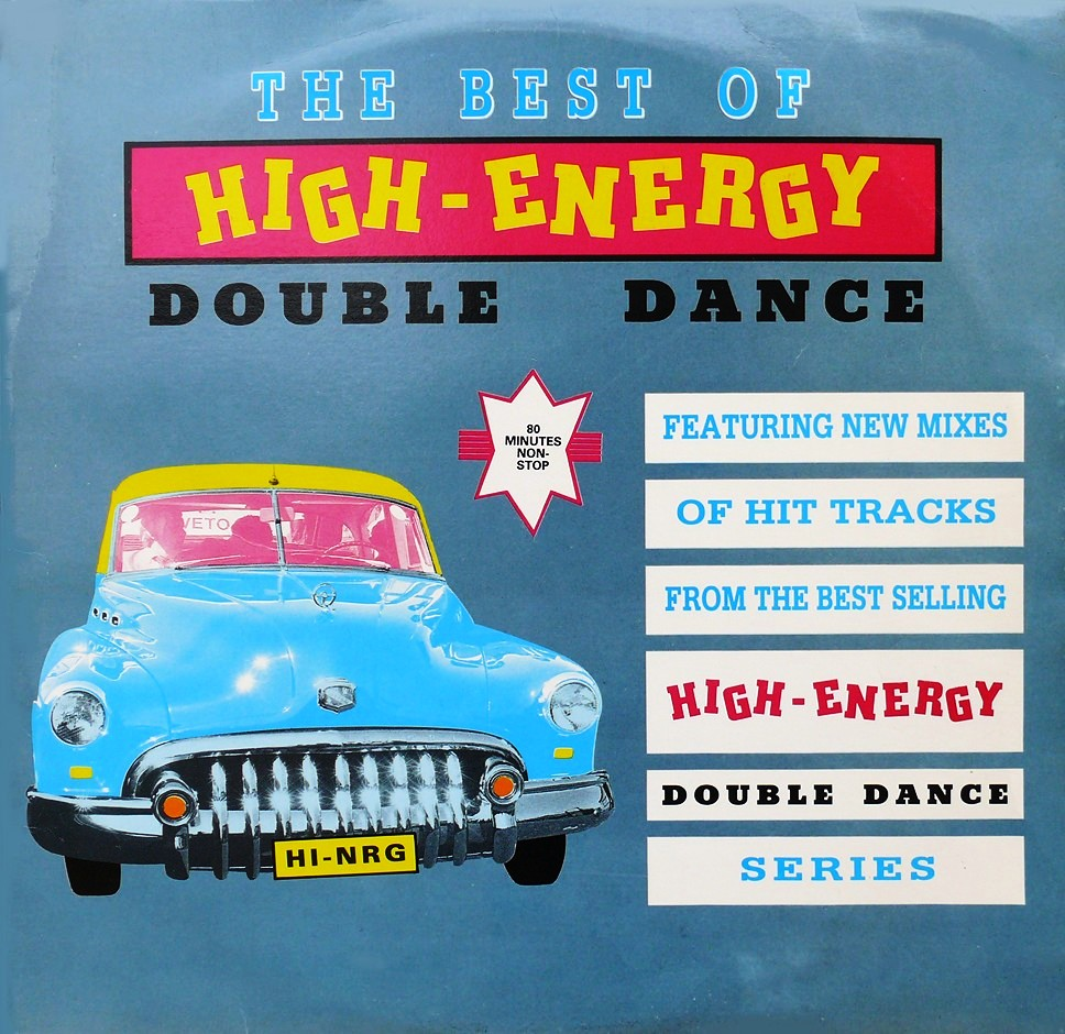 High-Energy Double Dance (80 mins non-stop mix)