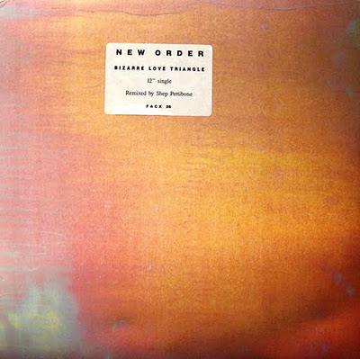 NEW ORDER - Bizarre Love Triangle (Shep Pettibone 12 Mixes) 1986