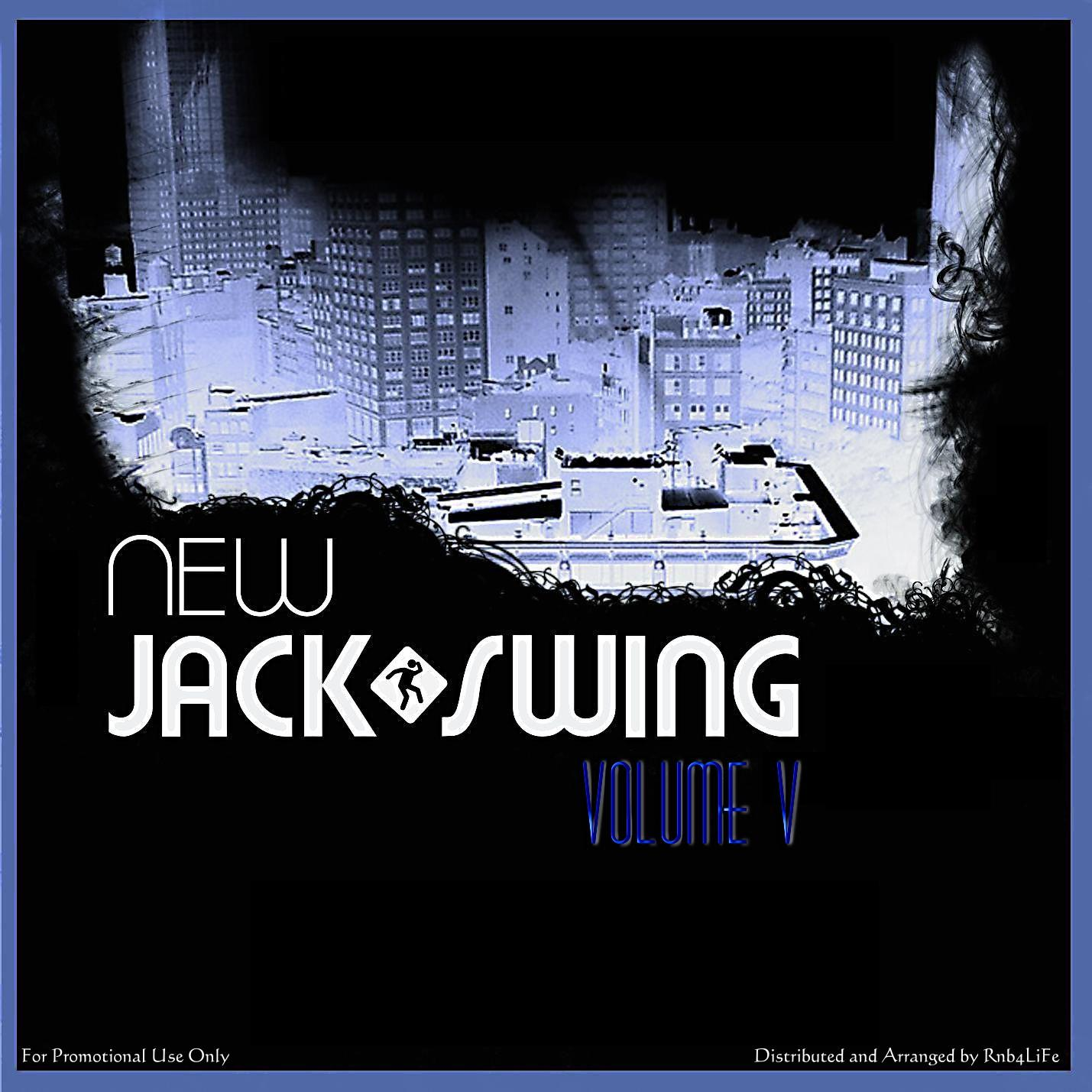 RTO New Jack Swing Sampler Vol.5