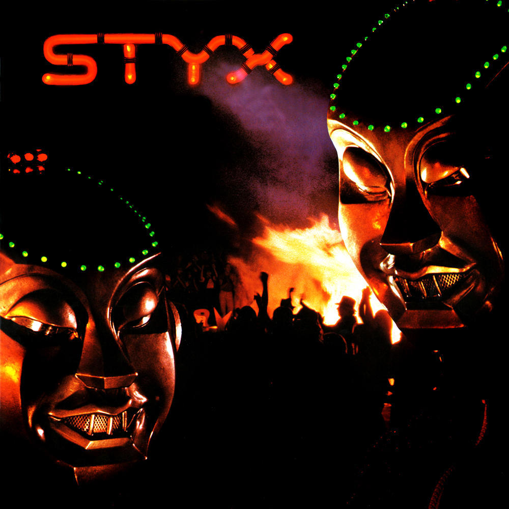 Styx - Mr. Roboto (Edited Version) (US 12'' Promo)