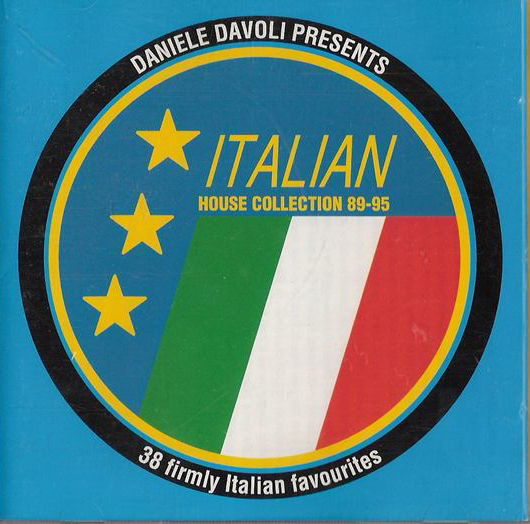 Italian House Collection 89-95 (1996)