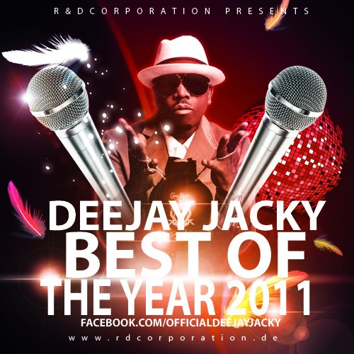 DeeJay Jacky - Best of the Year 20112011 (CD ORIGINAL)