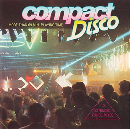 VA - Compact Disco  (4CDs) (1985-1988)