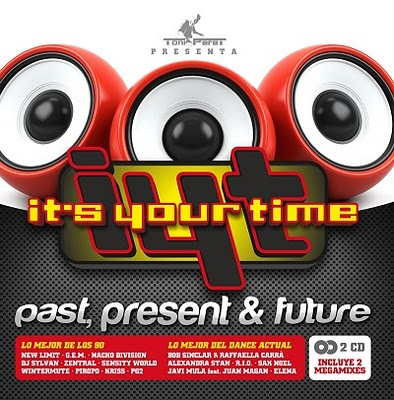 It's Your Time Actual Megamix by Toni Peret (2011)