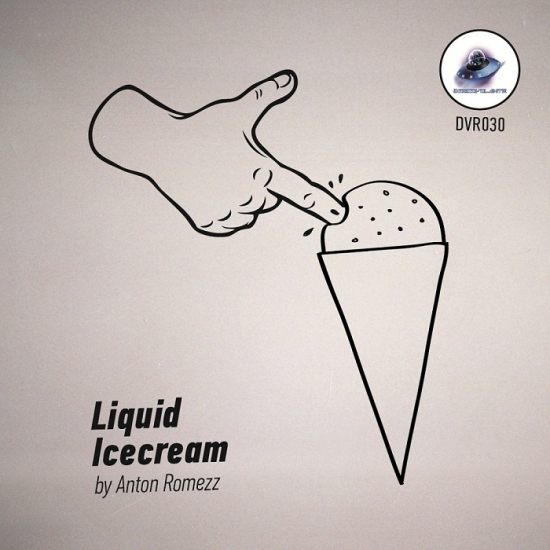 Anton Romezz ‎– Liquid Ice Cream