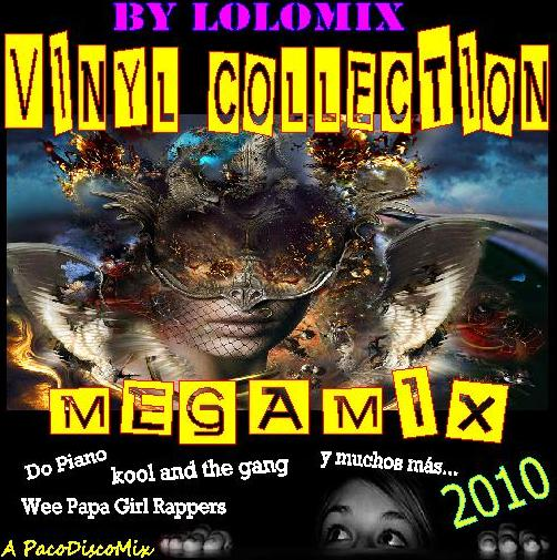 Vinyl Collection Megamix 2010