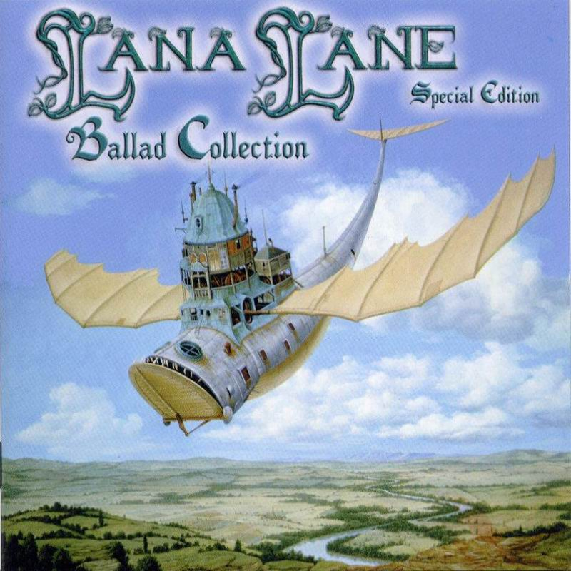Lana Lane - 2003 - Covers Collection