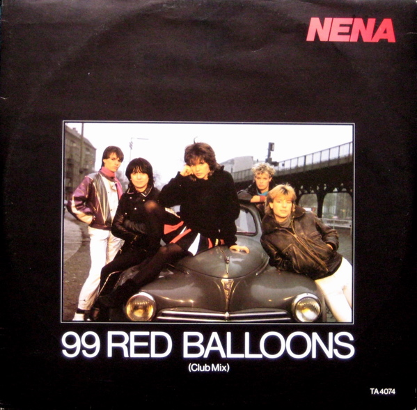 Nena - 99 Red Balloons (Club Mix)