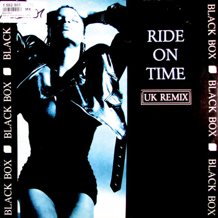 Black Box - Ride On Time (UK Remix)