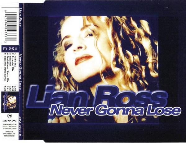 Lian Ross - Never Gonna Lose (CDM)