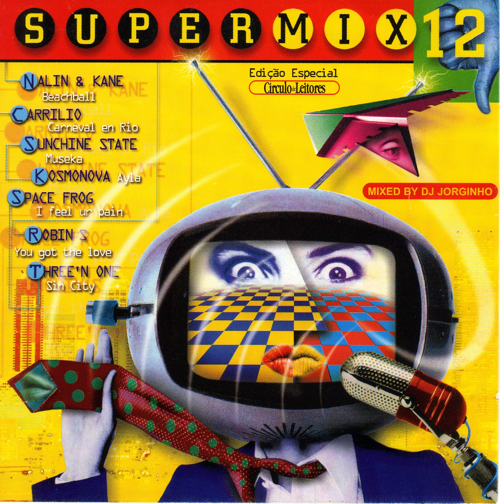 Super Mix 12 (Círculo de Lectores Special Edition) (1997)