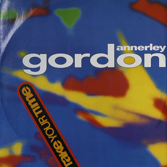 Annerley Gordon - Take Your Time