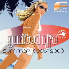 Yunited Dj's - Summer Beat-CD-2008