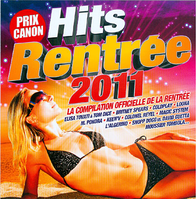 V.A - Hits Rentree 2011 (CD ORIGINAL)