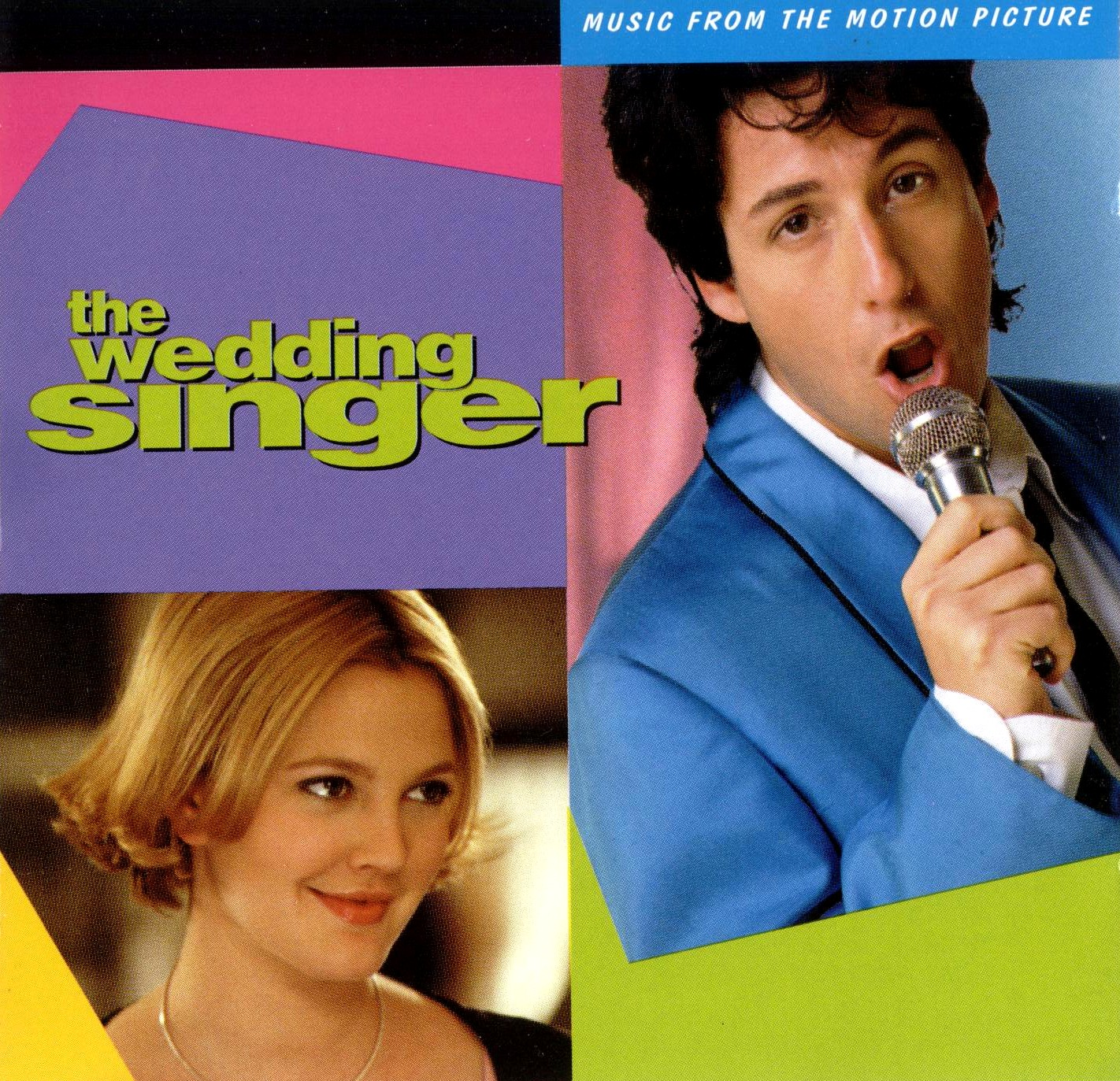 The Wedding Singer OST