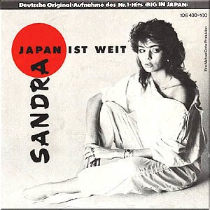 Sandra - Japan is weit (Big in Japan)