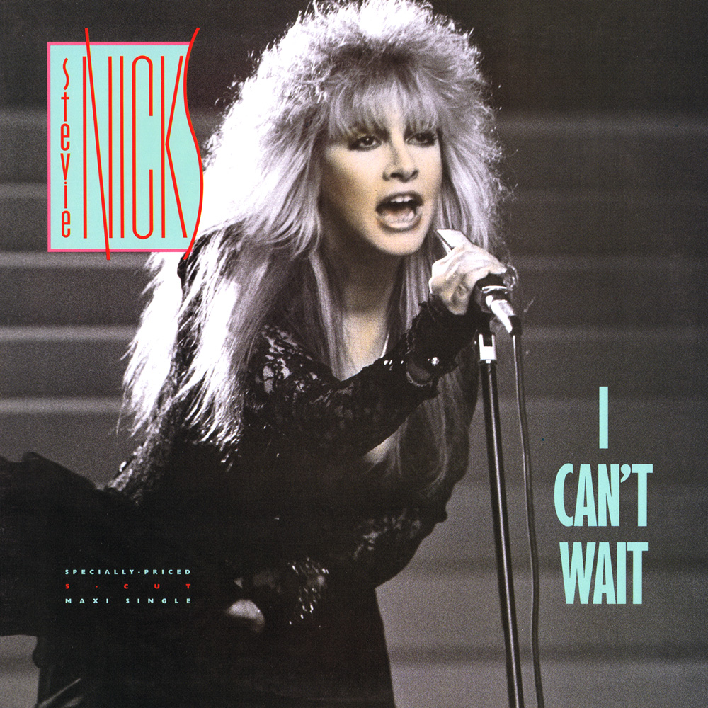 Stevie Nicks - I Can't Wait (Rock Mix)