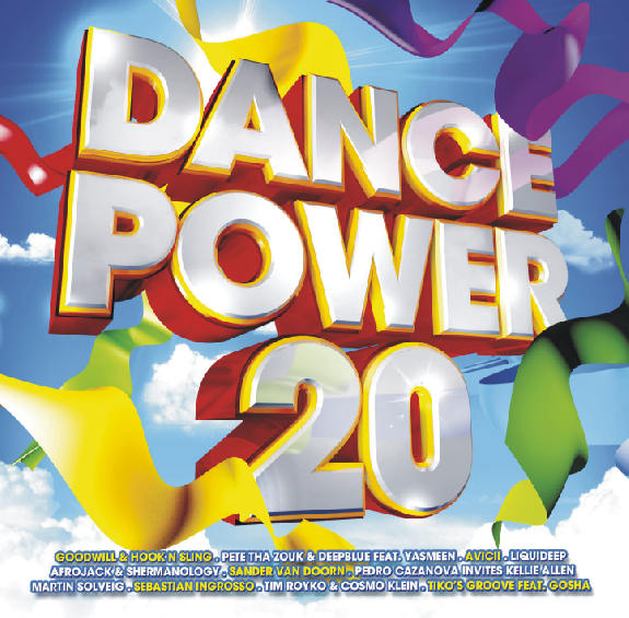 VA - Dance Power 20 (2012)