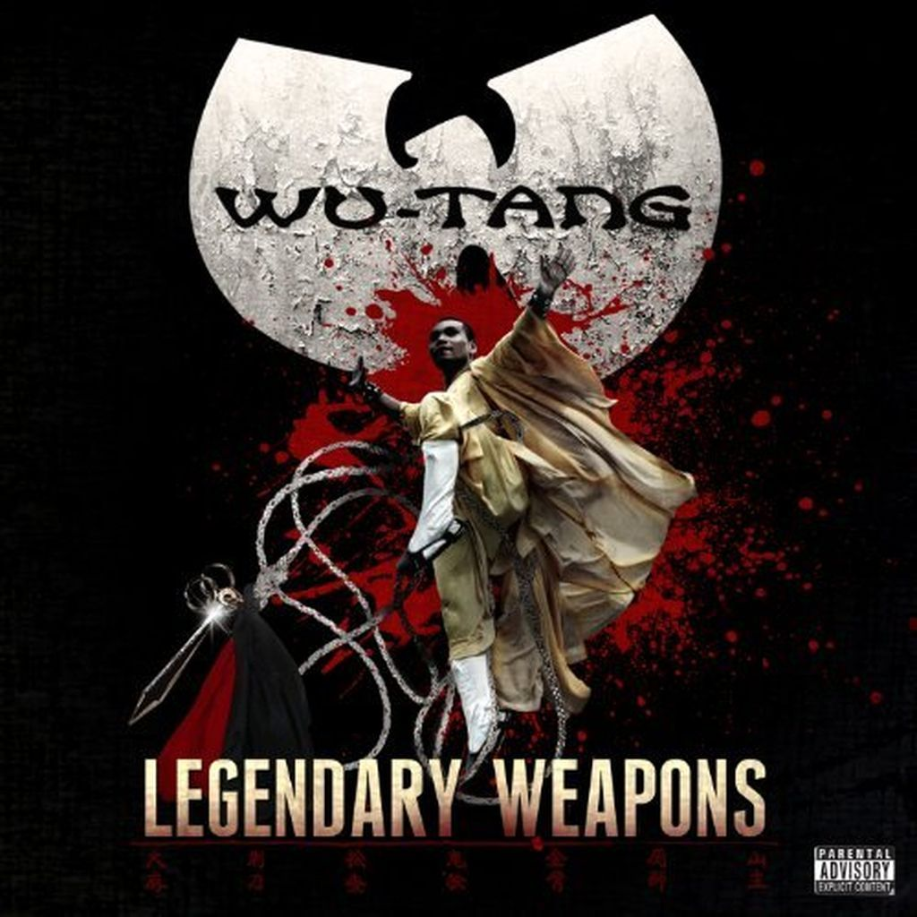 Wu-Tang Clan - Legendary Weapons (2011) (Album Original)