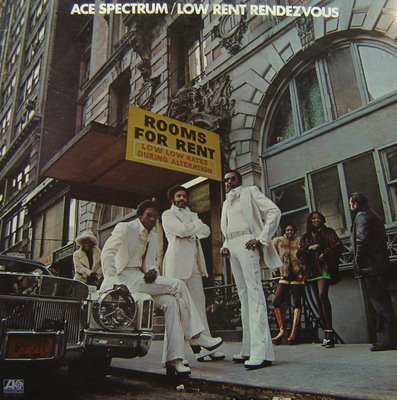 Ace Spectrum - Low Rent Rendezvous (1975, Atlantic)