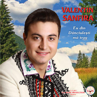 VALENTIN SANFIRA - AZI DOI ANI S-AU IMPLINIT (CD ORIGINAL)