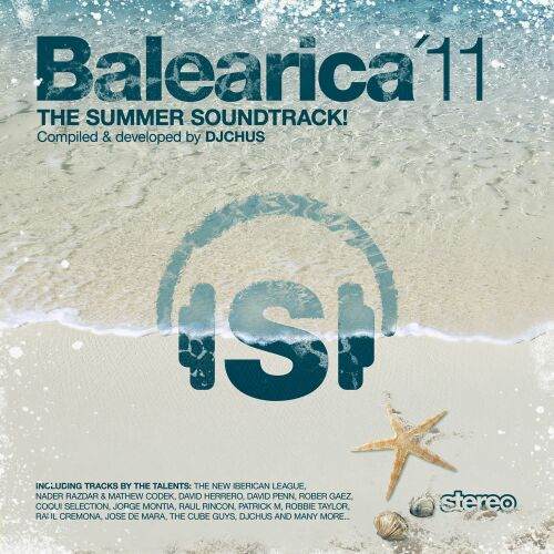 Cover Album of VA - Balearica 11 By DJ Chus (2011)