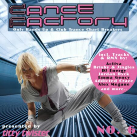 VA - Dance Factory Vol 6 (2011)