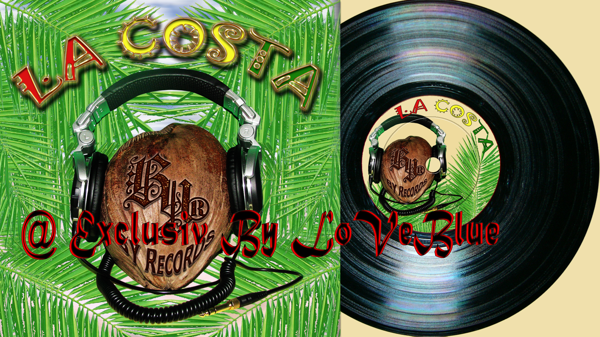 Big Yamo Records  - La Costa 2011 (CD ORIGINAL) EXCLUSIV