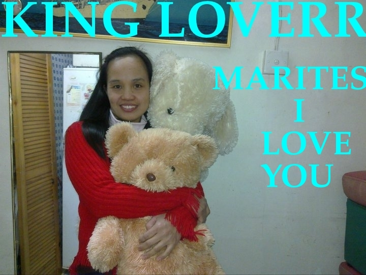 KING LOVERR- MARITES I LOVE YOU