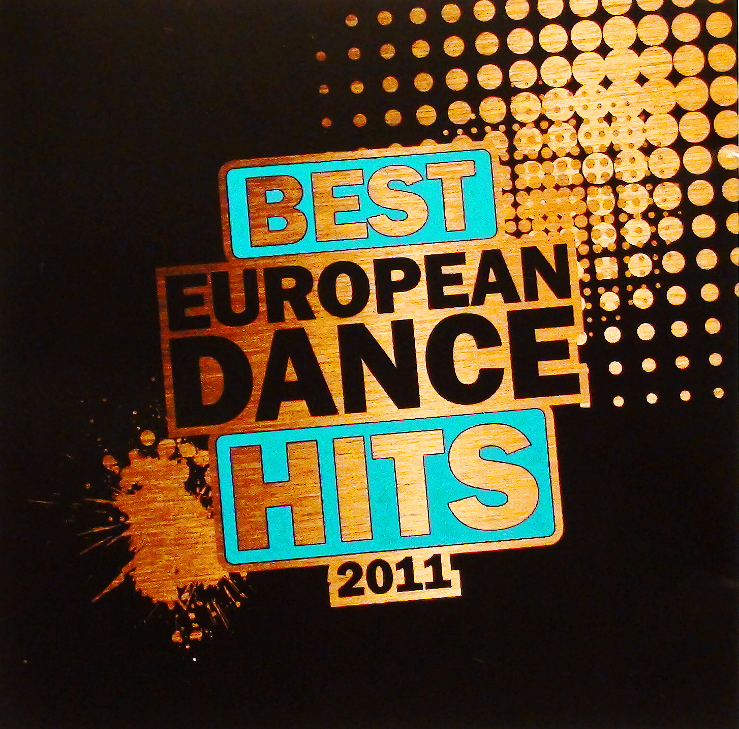 VA - Best European Dance Hits 2011 (CD ORIGINAL)
