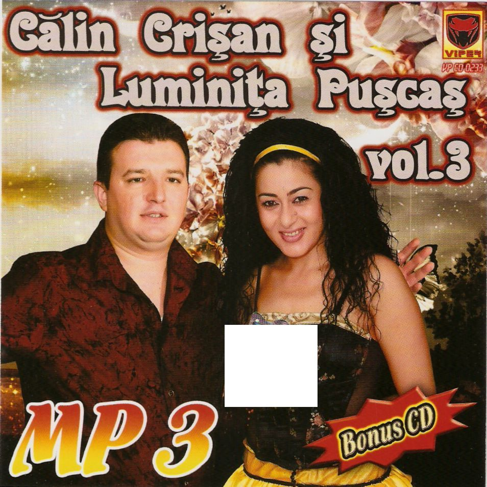 MP 3 CALIN  CRISANSI LUMINITA PUSCAS VOL. 3  2011