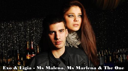 Exo Ligia - Ms Malena, Ms Marlena  The One 2011 (Official Video) HD