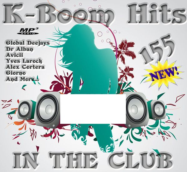 K-Boom Hits Vol.155 ... In The Club