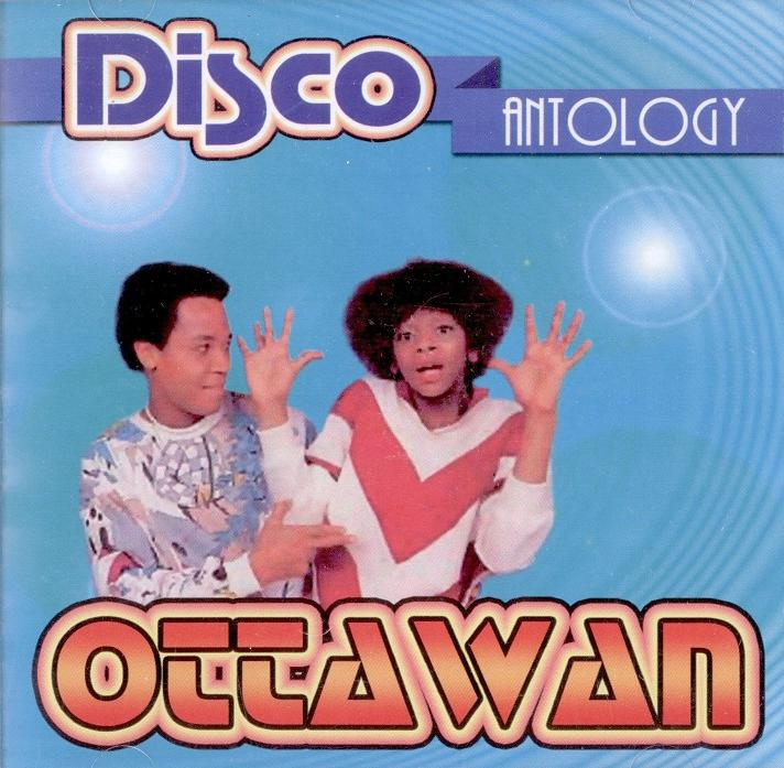 OTTAWAN - Disco Antalogy (2003)