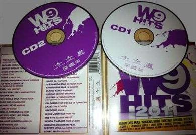VA - W9 Hits 2011 (2CD)