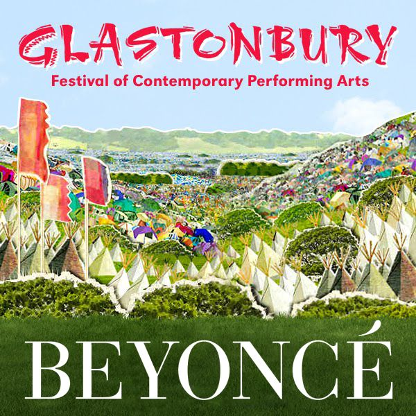 Beyonce - Live At Glastonbury Festival 2011