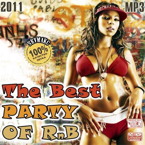 VA - The Best Party Of RnB 2011 (CD ORIGINAL)