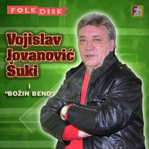 Voislav Jovanovic Suki - Bozin Band 2010 (CD ORIGINAL)
